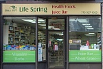 © Life Spring Health Foods & Juice Bar